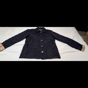 Burberry girls jacket